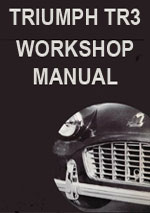 Triumph TR3 Workshop Repair Manual