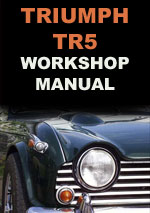 Triumph TR5 Workshop Manual