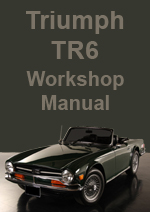 Triumph TR6 1967-1976 Workshop Manual